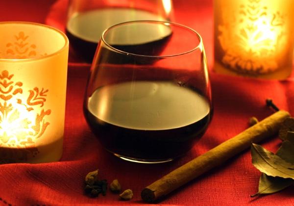 萨瓦的热酒 Vin chaud
