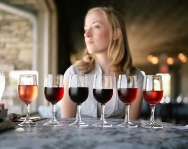葡萄酒的身材
