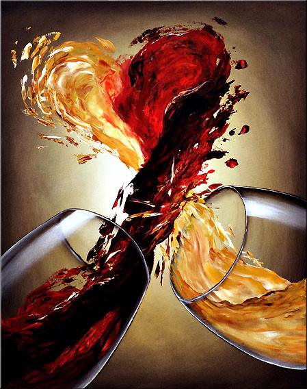 """""""逆天""""的葡萄酒加热喝法"""