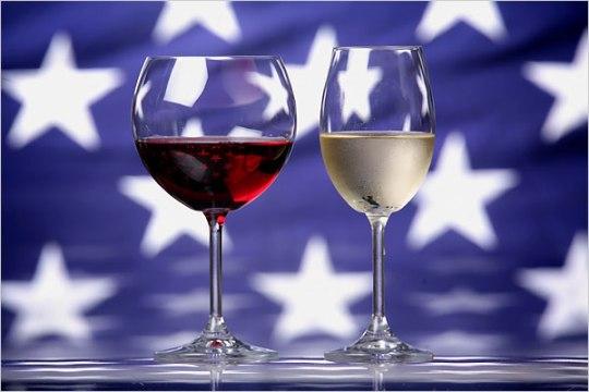 美国葡萄酒在改变