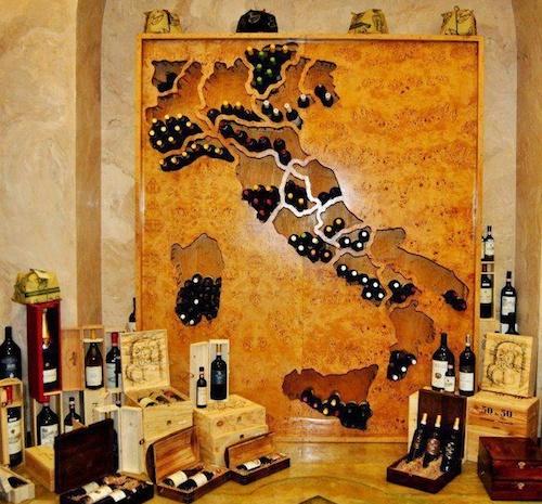 十大意大利葡萄酒必知小常识