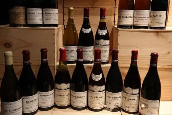 葡萄酒投资及评分