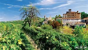 意大利酒乡Piemonte旭光下的微醺滋味