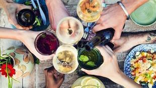 在商务用餐中如何点葡萄酒