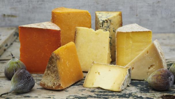 葡萄酒与奶酪搭配有新意