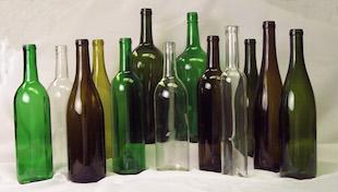 法国葡萄酒酒瓶形状与产区的关系