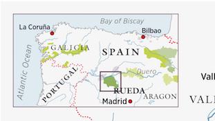 西班牙Rueda产区酒标解析
