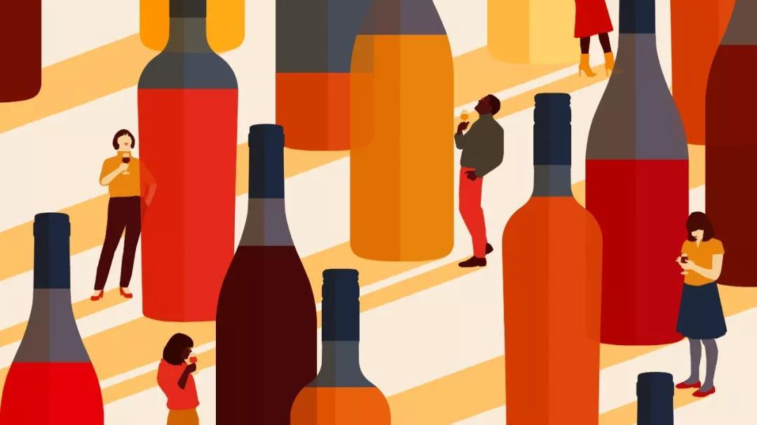 """葡萄酒的十年:""""人均""""消费从35美元增加至50美元"""