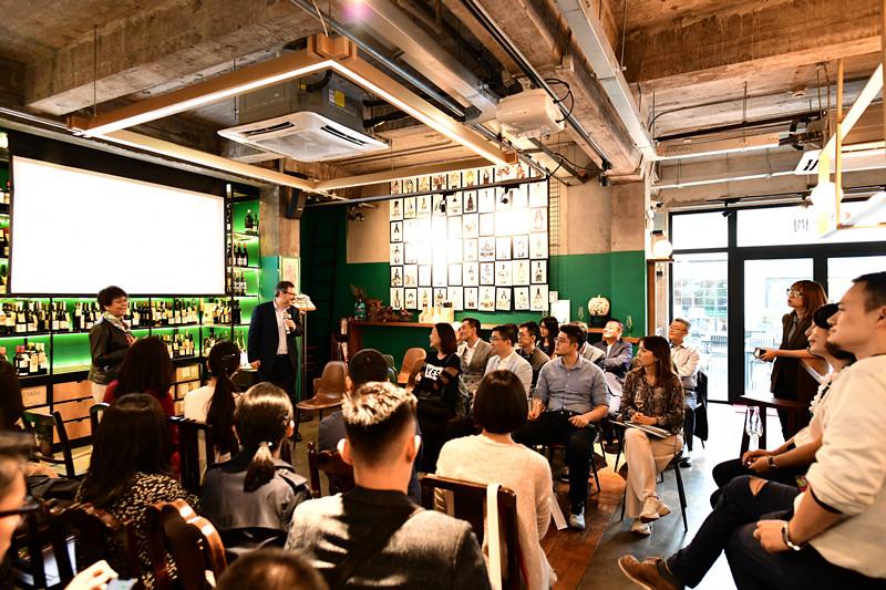 全新香槟教育平台MOOC中国发布会在上海成功举办