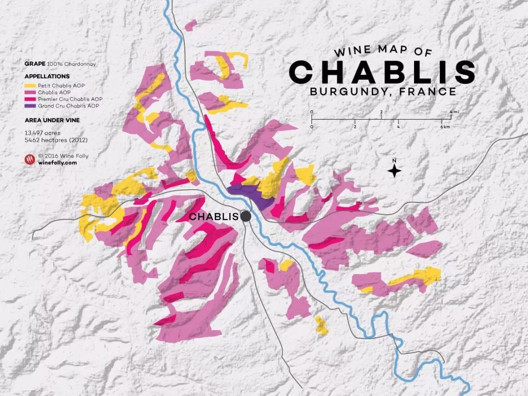 根据法国国家原产地命名管理局(以下简称INAO)最新计划,部分夏布利产地命名将改换给博若莱产区。