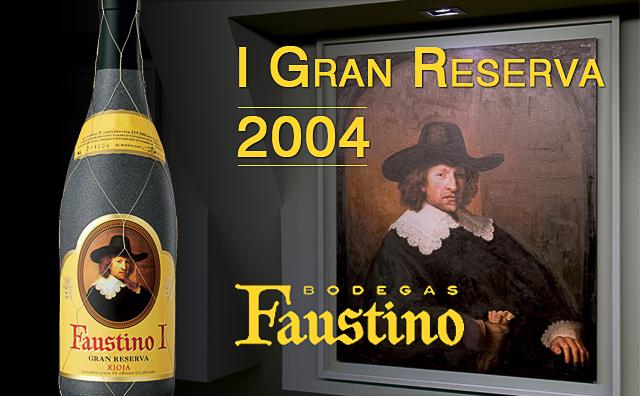 【特级珍藏】Bodegas Faustino I Gran Reserva 2004