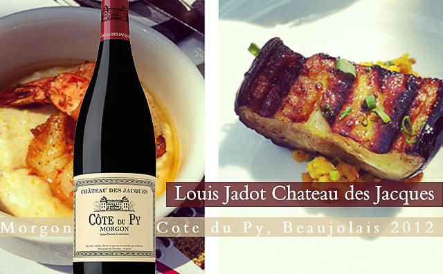 【大名家】Louis Jadot Chateau des Jacques Morgon Cote du Py 2012
