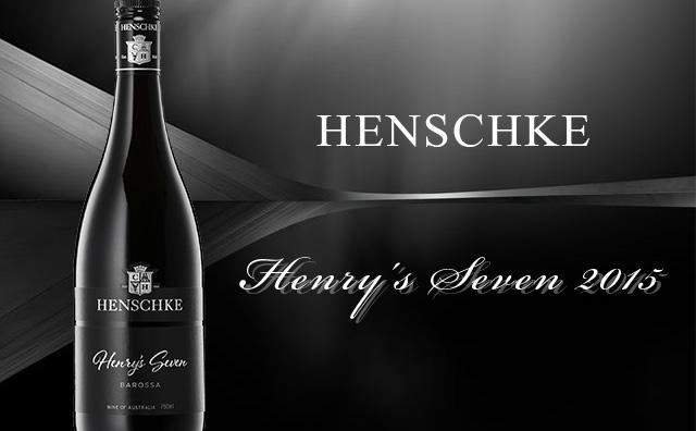 【超级福利】Henschke Henry's Seven 大降20%