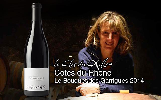 【名庄特荐】Le Clos du Caillou Cotes du Rhone Le Bouquet des Garrigues
