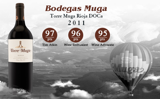 【里奧哈之巔】Bodegas Muga Torre Muga Rioja DOCa