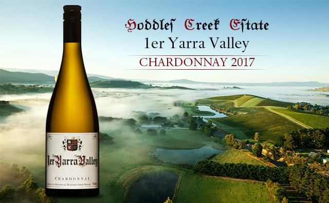 【單挑勃艮第】Hoddles Creek Estate 1er Yarra Valley Chardonnay 2017