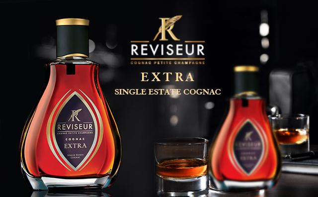 【奢品干邑】Reviseur Extra Single Estate Cognac 原装礼盒版