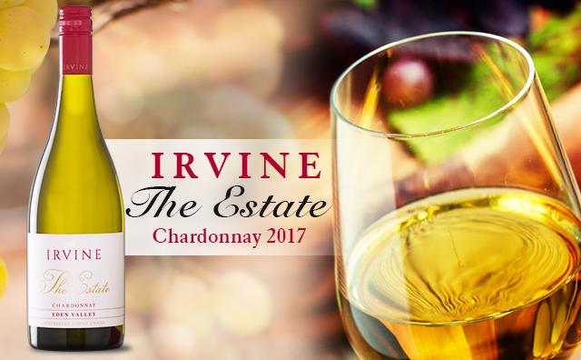 【福利新品】Irvine The Estate Chardonnay 2017