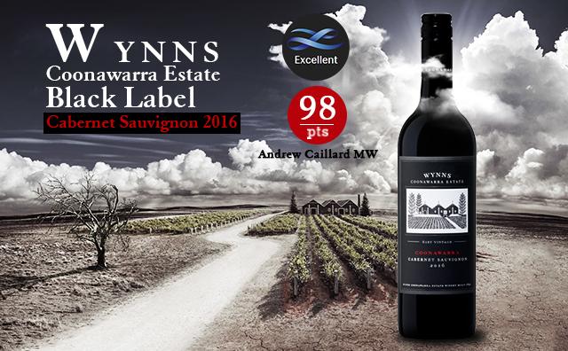 【硬核爆款】Wynns Coonawarra Estate Black Label Cabernet Sauvignon 2016
