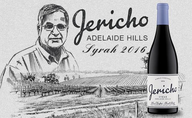 【名家佳釀】Jericho Syrah Adelaide Hills 2016