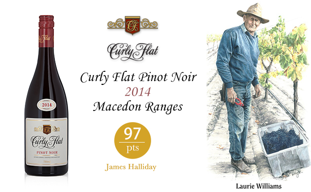 【双红五星】Curly Flat Pinot Noir Macedon Ranges 2014