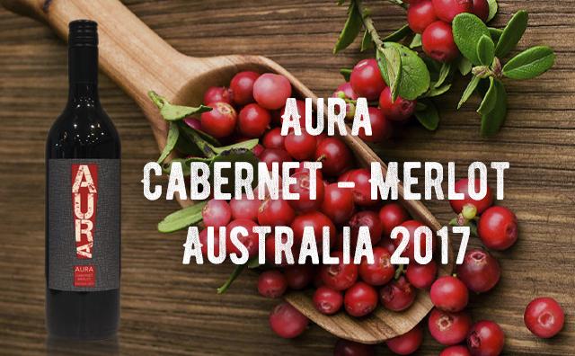 【超值口粮】Aura Cabernet - Merlot 2017 四支套装