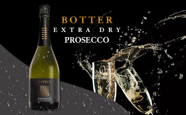 【有求必应】Botter Extra Dry Prosecco 四支套装