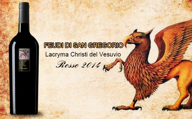 【超值尾货】Feudi di San Gregorio Lacryma Christi del Vesuvio Rosso 双支套装