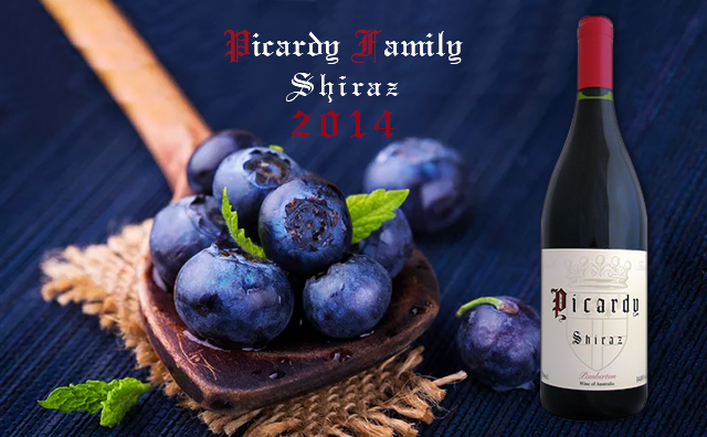 【超?#25293;?#20221;】Picardy Family Shiraz 2014