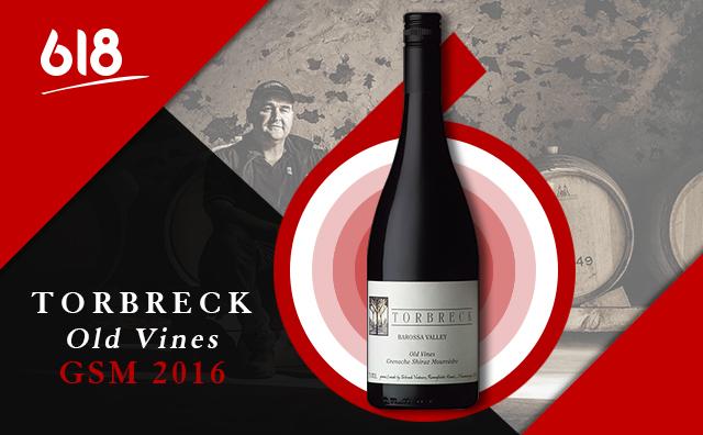 【618狂歡】Torbreck Old Vines GSM 2016 四支套裝