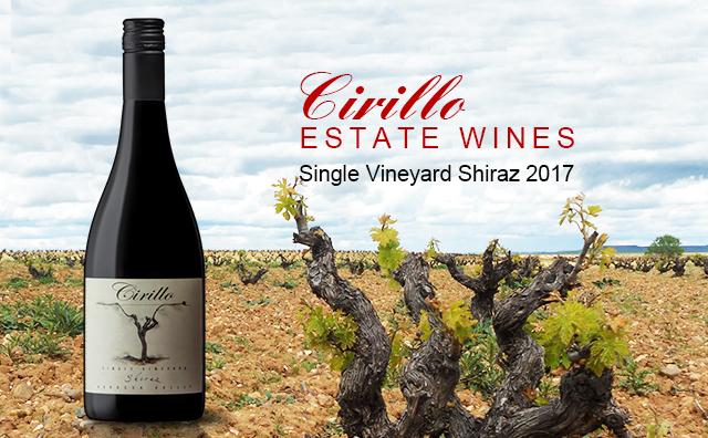 【名庄单一园】Cirillo Estate Wines Single Vineyard Shiraz, Barossa Valley 2017