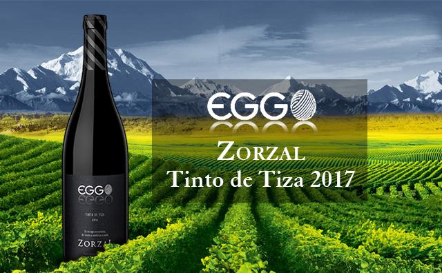 【难以置信】Zorzal EGGO Tinto de Tiza 2017