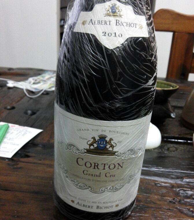 Albert Bichot  Corton Grand Cru