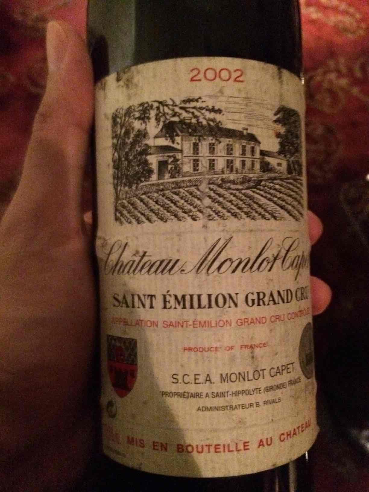 梦洛酒庄干红Chateau Monlot