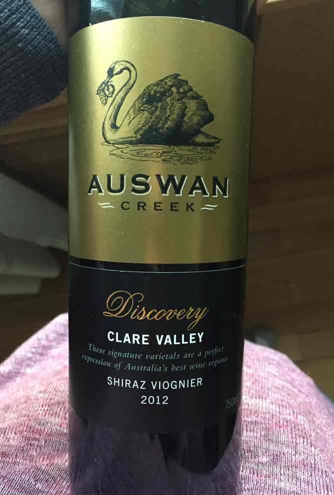 天鹅庄探索干红Auswan Creek Discovery