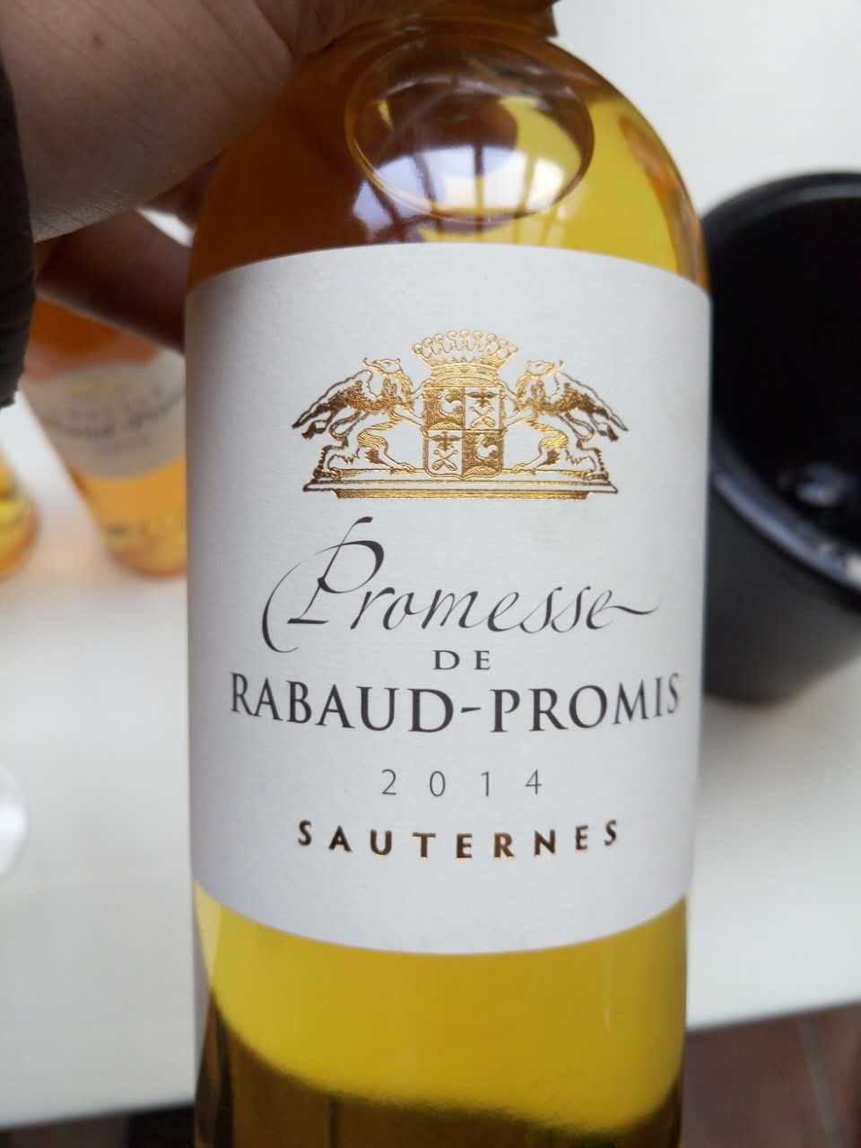 Promesse de Rabaud-Promis