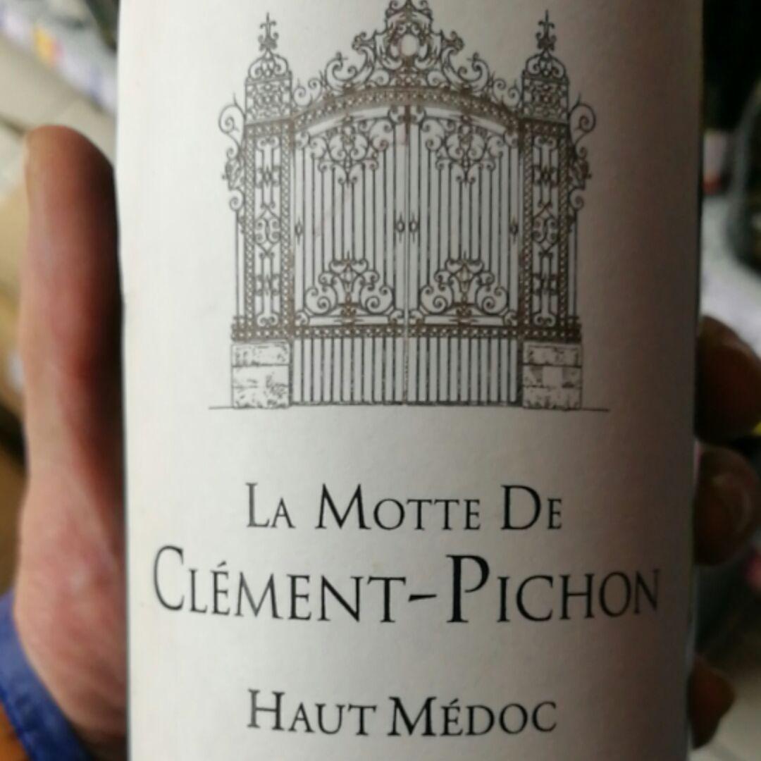La Motte de Clement-Pichon