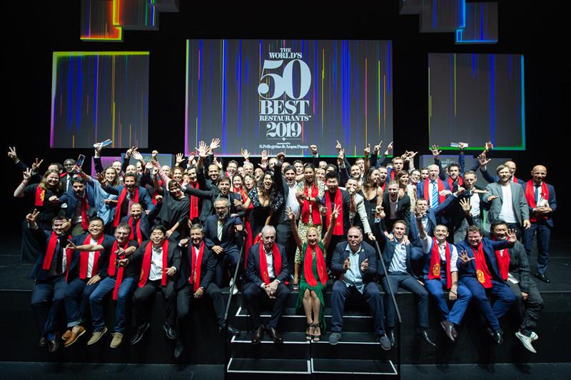 2019世界50佳餐厅,中国两家上榜!