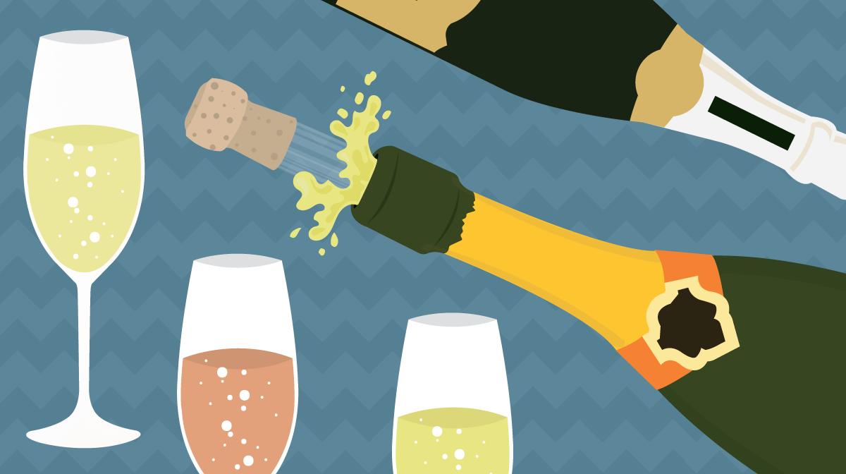 葡萄酒千千万,为啥起泡酒最危险?