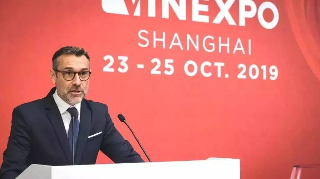"""""""来上海开展是自然而然的决定""""——专访Vinexpo CEO"""