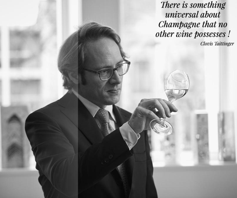 """对话香槟名家泰亭哲总经理:""""做香槟是为了让人感受爱"""""""