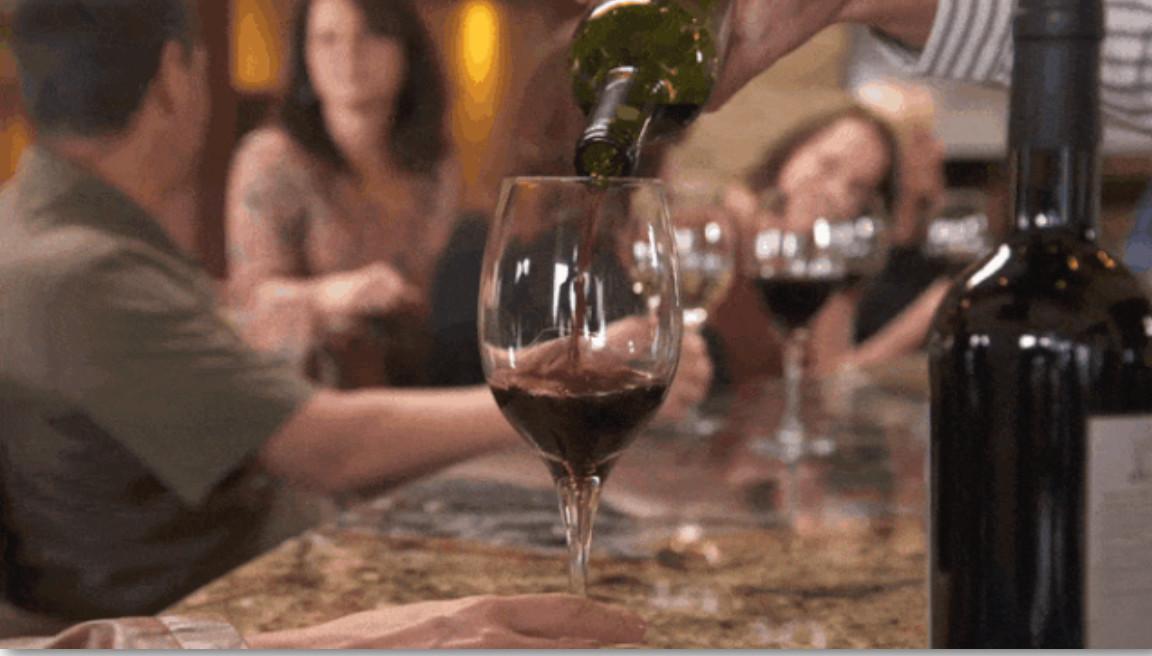 酒杯大小影响餐厅葡萄酒销量?6位侍酒师们来揭秘…|酒·斛说