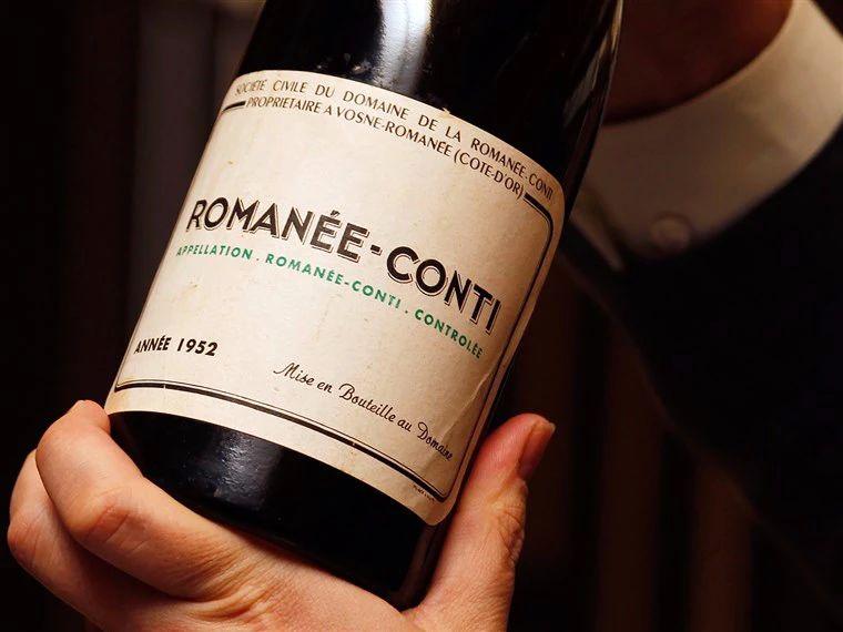 罗曼尼康帝的传奇一生:我是如何成为酒王的?