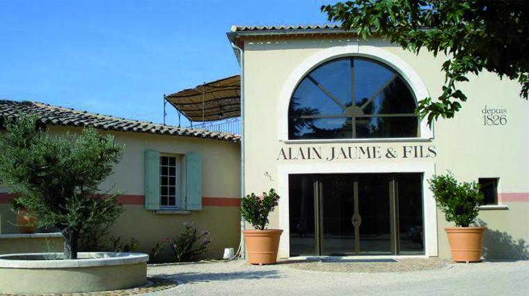 阿兰豪酒庄Alain Jaume & Fils