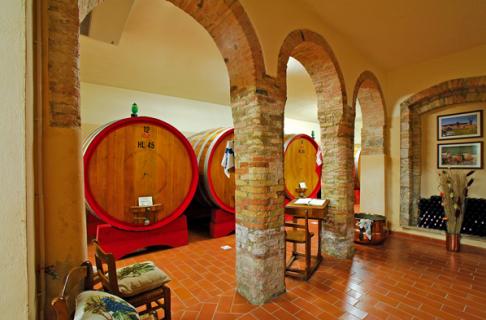 凯来丽可酒庄 Canalicchio di Sopra