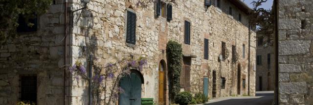 马泽世家凤都酒庄 Castello di Fonterutoli