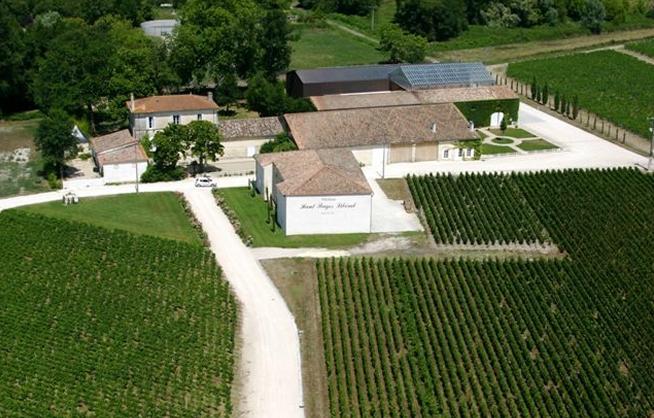 奥巴里奇庄园Chateau Haut-Bages Liberal