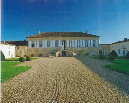 拉拉贡庄园Chateau La Lagune