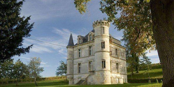 白豹酒庄Chateau Moulin de Blanchon