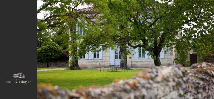 卡贝鲁斯酒庄Chateau Pontoise Cabarrus
